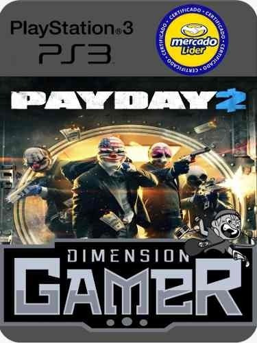 payday 2 4gb ps3 store