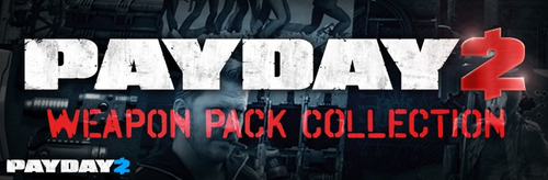 payday 2: gage weapon pack bundle - pc - steam #54409