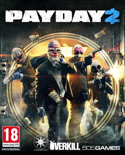 payday 2: goty edition steam key global