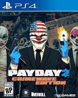 payday 2 juego digital secundario