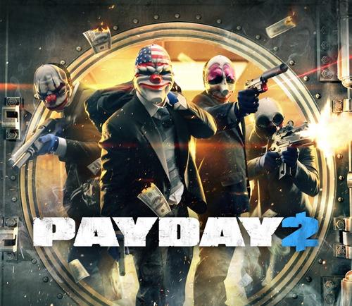 payday 2 pc digital envio en minutos