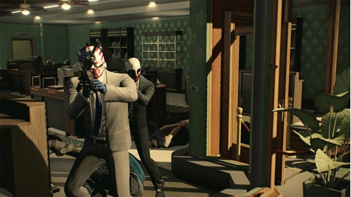 payday ps3 pay day
