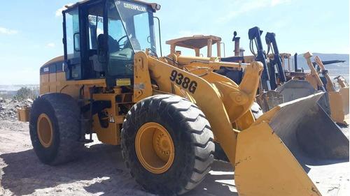 payloader caterpillar 938g **acepto carro