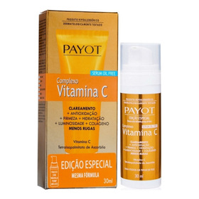 Payot Complexo Vitamina C Serum Oil Free 30ml
