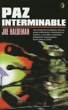 paz interminable- joe haldeman
