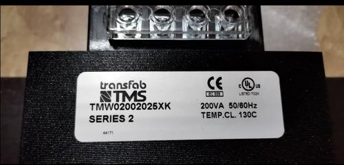 pb5213 transformer 24v 200va