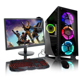 47a0c9106841a Pc Gamer Con Monitor Incluido Oferta - PC de Escritorio en Caballito ...