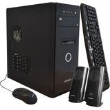 Computadora Pcbox I3 4g Ram 1t W10 Grabadora Dvd