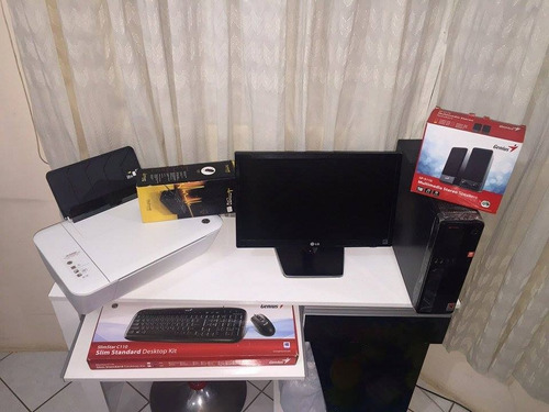 pc action small office intel pdc + full equipo