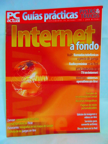 pc actual guias practicas suplemento 198 internet a fondo