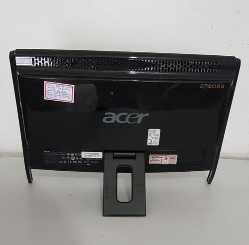 pc all in one acer veriton z280g usado funciona ref: 01822
