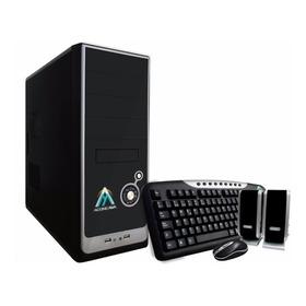 Pc Armada Cpu Computadora I5 16gb 1tb Y Ssd 240gb - Cuotas