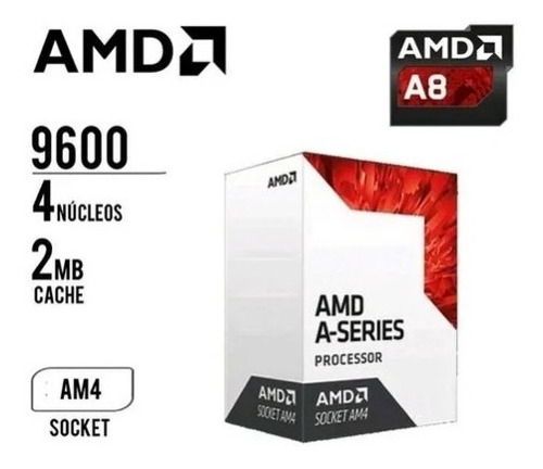 pc armada fornite a8 9600 ddr4 8gb ssd 120gb computadora cpu