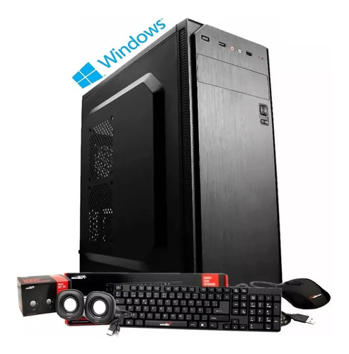 pc armada gamer amd a8 9600 x10 nucleos video r7 ssd w10 64