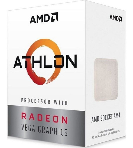 pc armada gamer amd athlon 200ge vega 3 ddr4 8gb ssd win 10