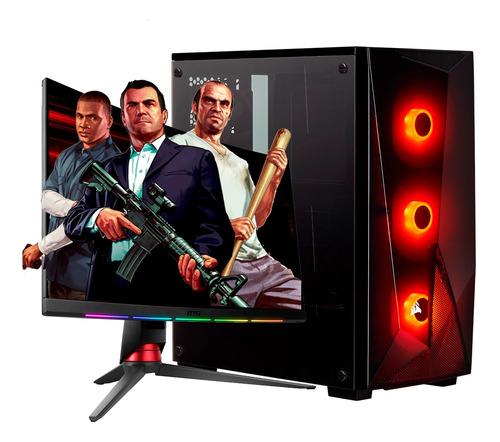 pc armada gamer i5 9400f 16g ssd 240gb 1tb gtx1650 4g cuotas