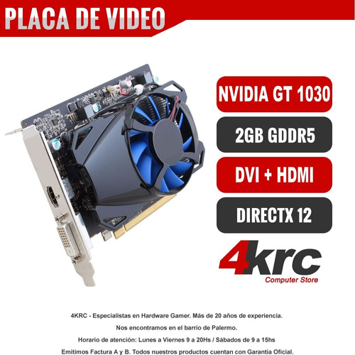 pc armada gamer intel i7 7700 8gb ddr4 nvidia gt 1030 gddr5