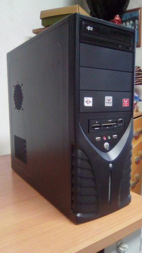 pc athlon 200ge 8gb ddr4 hd1tb grav.dvd e leitor de cartão