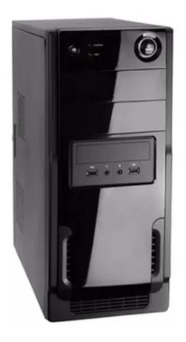 pc barato amd 4gb ram 2.8ghz dual hd 360gb 450w dvd gabinete
