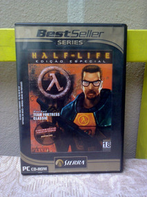 Pc Cd-rom - Half-life / Team Fortress Ed  Especial (2 Cds)