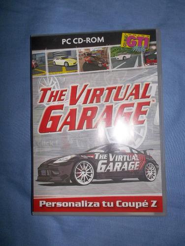 pc cd-rom programa para autos
