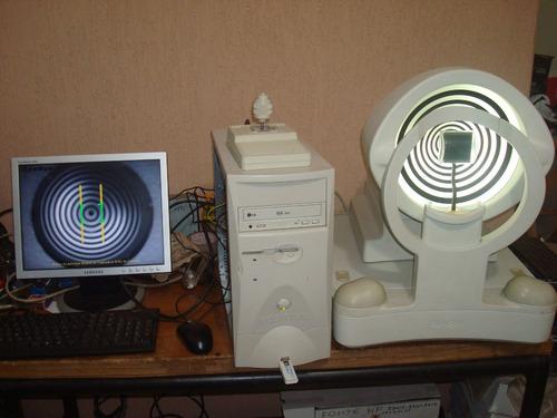 pc compativel com topografo eyesys system 2000 frete gratis