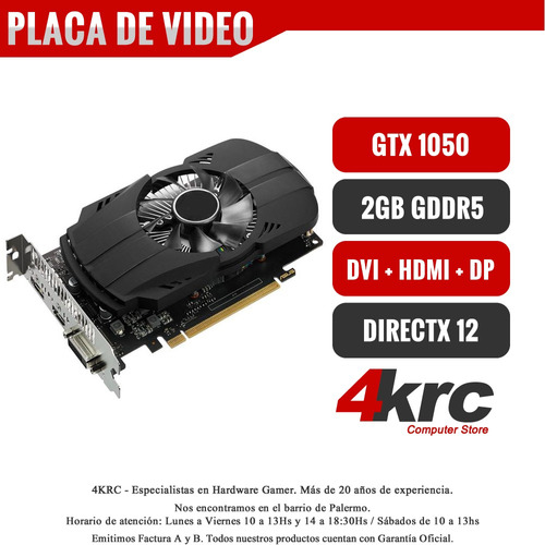 pc completa intel i5 7ma / 8gb ddr4 / hd 1tb / gtx1050 gamer