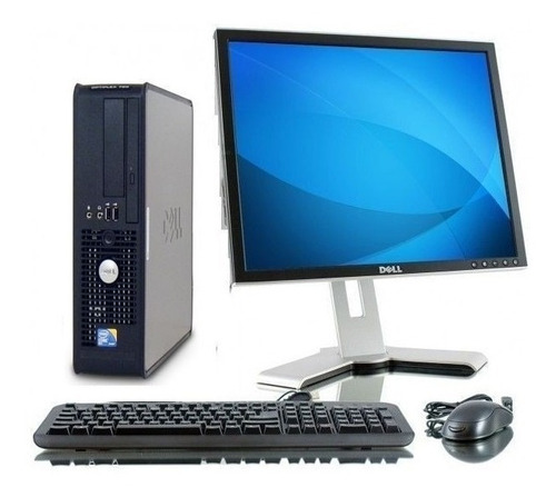 pc completa ,monitor 19 pulgadas dual core windows 7