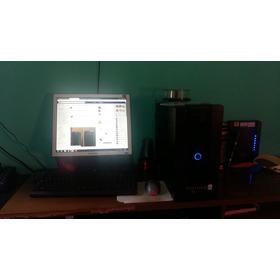 Pc Completo Completo Monitor 17 Polegadas