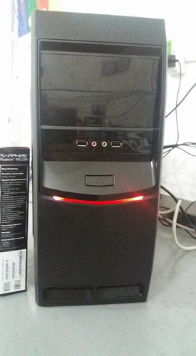 pc completo gamer a4 4000 3.0ghz, wi-fi! frete gratis! nfe