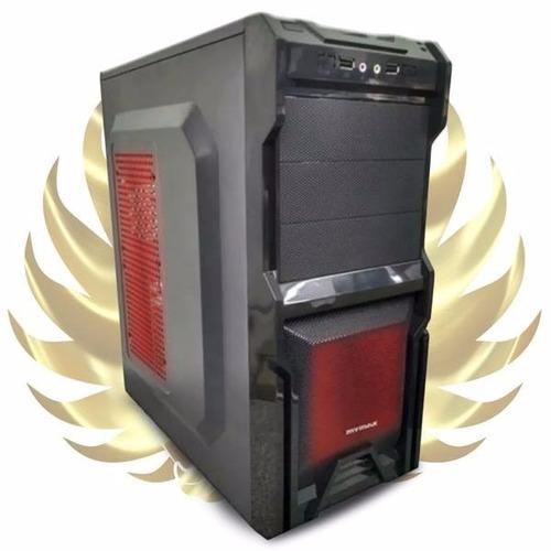 pc completo gamer a4 6300 3.9ghz, wi-fi! frete gratis! nfe
