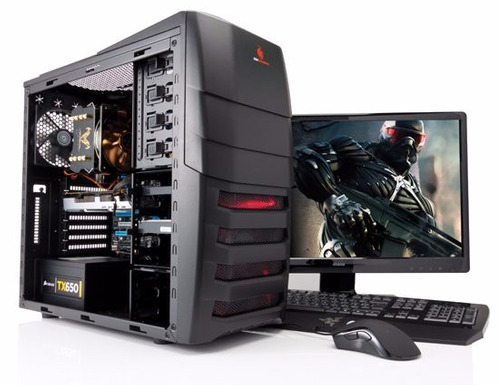 pc completo gamer a4 7300 4.0ghz, wi-fi! frete gratis! nfe