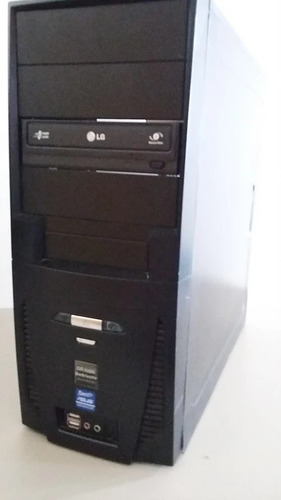pc completo intel celeron, 2gb ram, 80 gb hd, placa de video