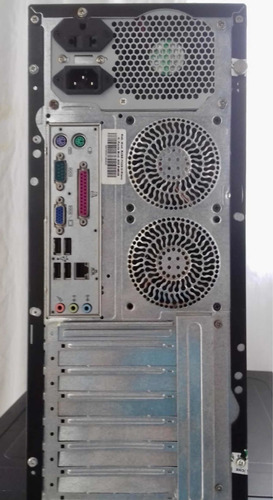 pc computador, cpu intel core2 duo (várias marcas e modelos)