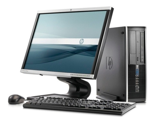 pc computador hp 8200 elite sff - i5 - 8gb ram - ssd 240gb