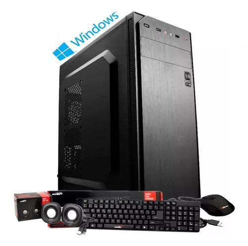pc computadora amd intel dual core vga hdmi 4gb ddr3 netflix