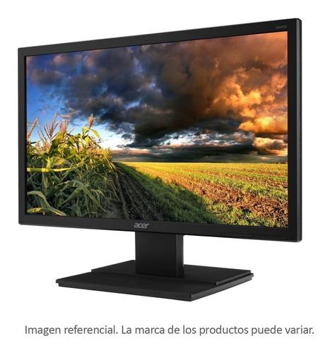pc computadora completa, amd a6, con monitor,