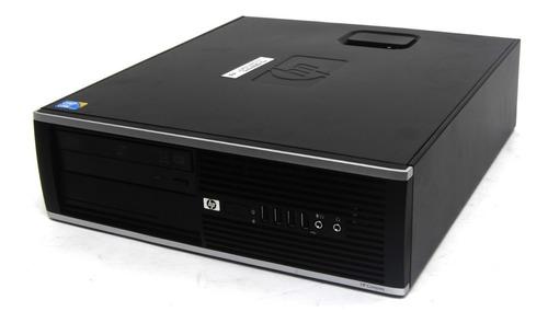 pc computadora dual core 4gb completa + monitor lcd + wifi