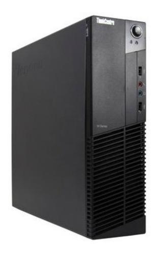 pc computadora lenovo i5 4gb 250gb pronta para usar oferton