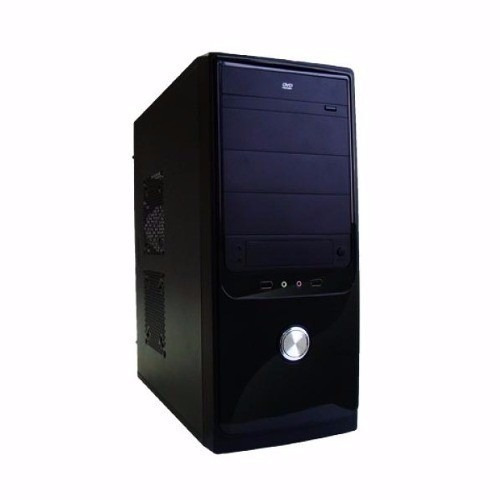 pc core 2 quad / 4g ddr2 / hd 500 /dvd / 1 ano garantia