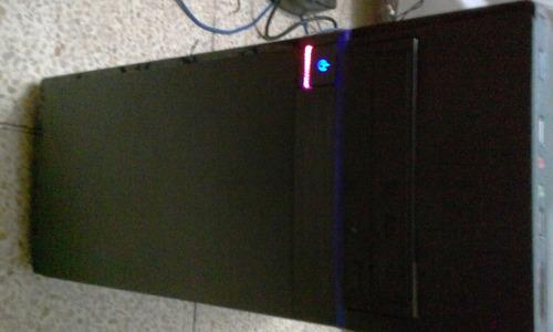 pc core i3 gamer con case cooler máster