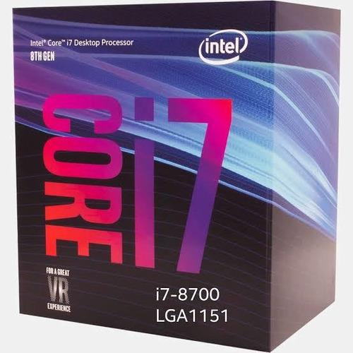 pc core i7 8@ geração+b360cross+12gb 2400mhz+gtx 1050