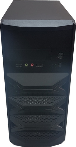 pc cpu celeron 4gb hd500 windows.7 teclado e mouse + wi-fi