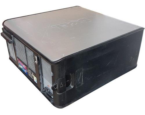 pc cpu dell gx620 torre dual core 1gb ddr2 hd80gb gravador