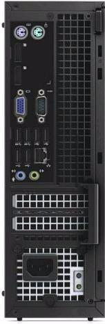 pc cpu desktop dell 3020 i5 4 geração 8gb 500gb windows pro