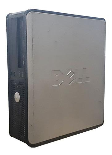 pc cpu desktop dell optiplex dual core 4gb hd 250gb dvd wifi
