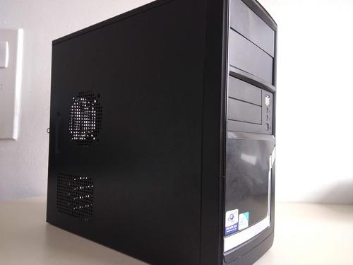 pc cpu dual core 2.60ghz 1gb ddr2 80gb win7