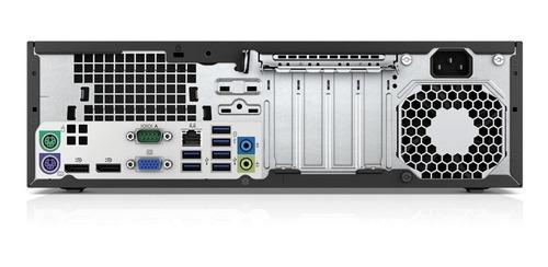 pc cpu elitedesk 800 g2 core i5 6ª geração hd 500gb 4gb ram