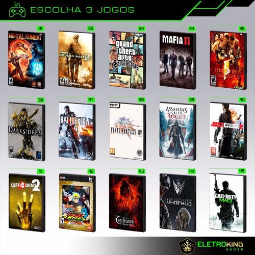 pc cpu gamer 4.0ghz 16gb 1tb hd placa video 2gb + kit gamer!