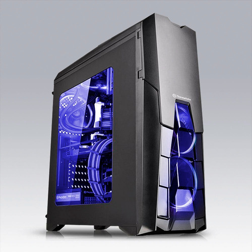 pc cpu gamer 4.0ghz 16gb 1tb video 4gb 128bits + kit gamer